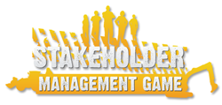 Stakeholder management game