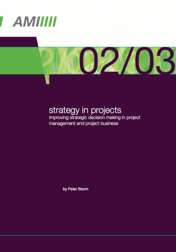Strategy in projects